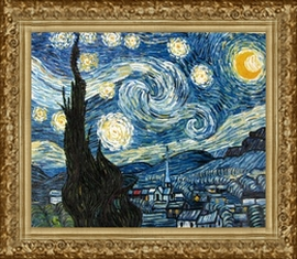 Van Gogh: The Starry Night
