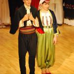 Mu�ka i �enska Gradska Bosanska no�nja (libada-�evken)