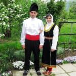 Mu�ka i �enska Isto�no Makedonska no�nja