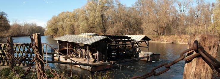 Babičev mlin v Veržeju