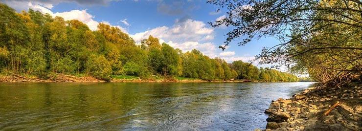 Mura – čarobna zlatonosna reka