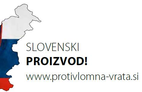 protivlomna vrata vlom - slovenska kvaliteta