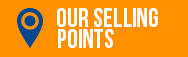 Our selling points