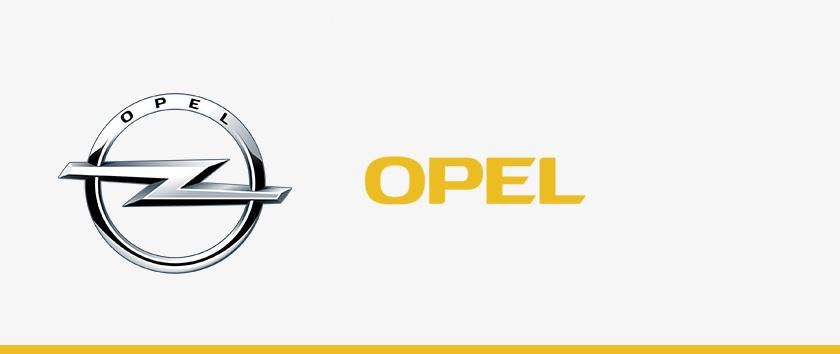 Osebna in gospodarska vozila Opel