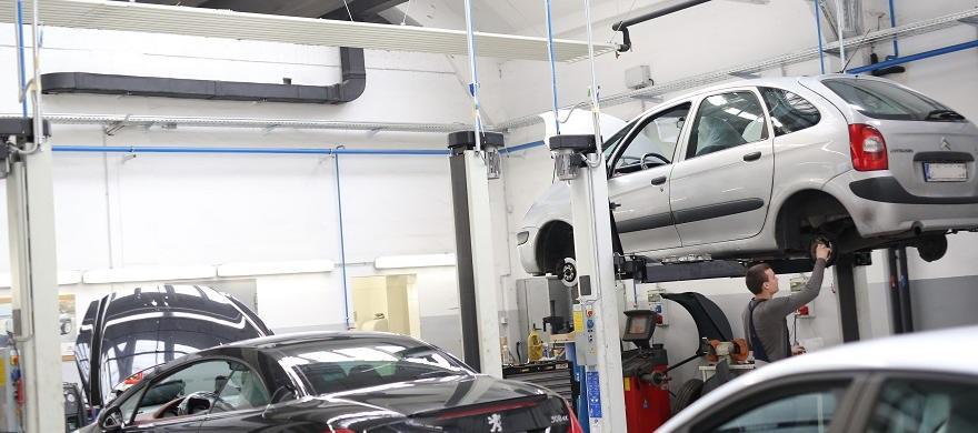 Pooblaščeni serviser vozil Opel, Peugeot, Citroën in Chevrolet