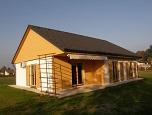 Temelji in okolice za montažne hiše