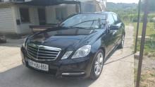 Transfer service Mercedes E250