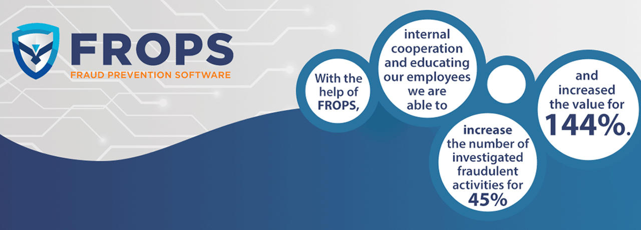 CLIENT TESTIMONIAL FROPS is saving millions. Read more