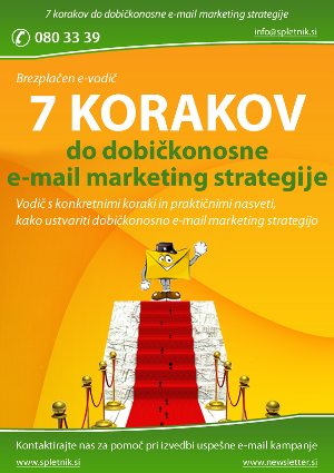 7 korakov do dobičkonosne e-mail marketing strategije