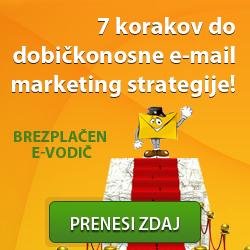 7 korakov do dobičkonosne e-mail marketing strategije