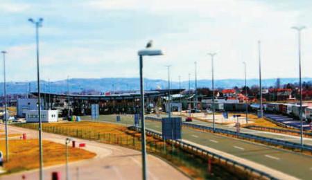 Granični prijelaz Obrežje – Bregana