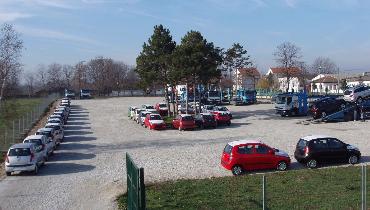 AT Kastelec v Beogradu v Srbiji