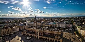 Capodanno Cracovia 2016