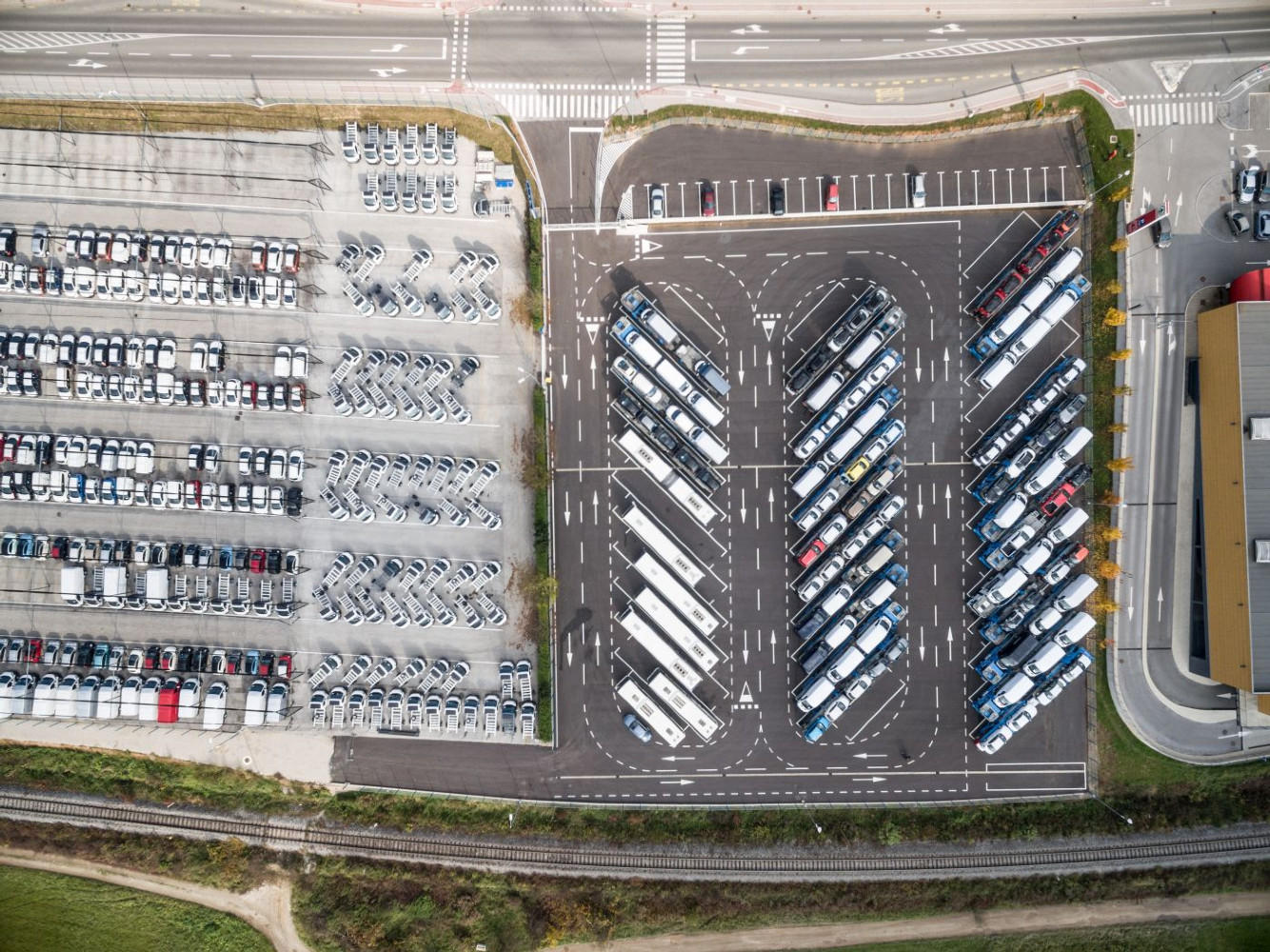 skladiščenje vozil