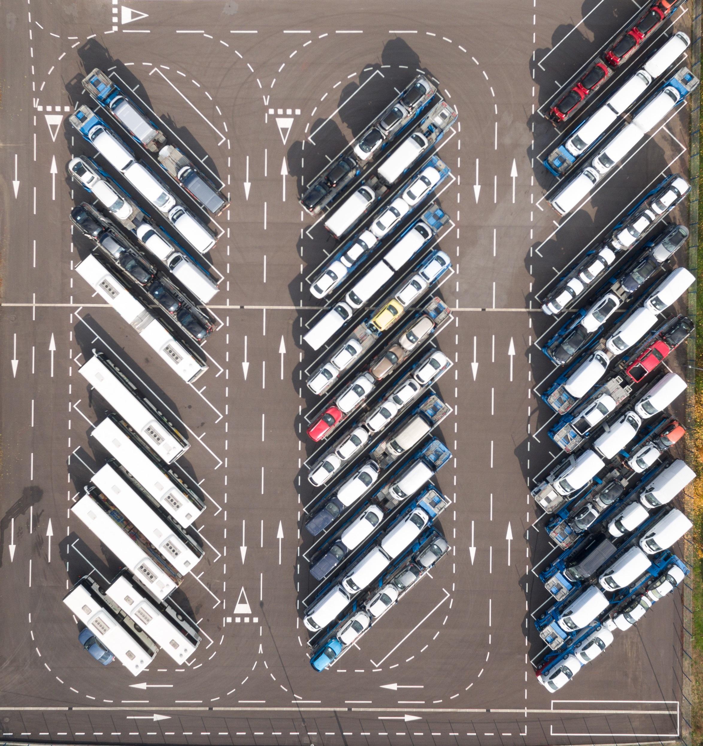 Parkirišče za tovorna vozila