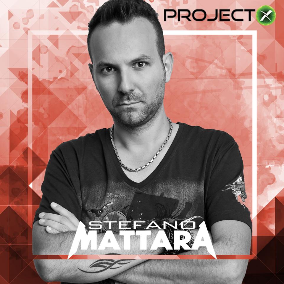 Stefano Mattara Project X