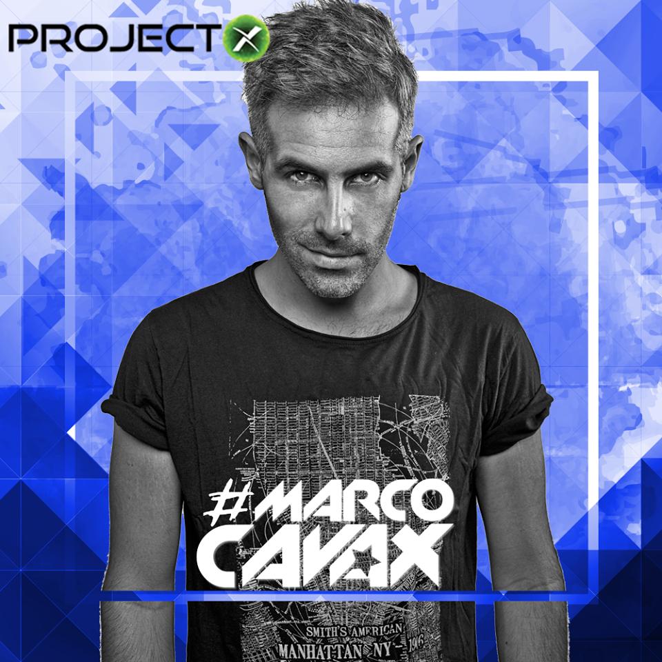 Marco Cavax Project X