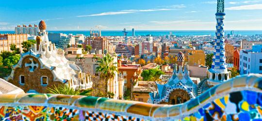 Barcellona Capodanno Giovani