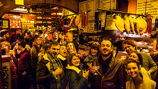 Nightlife Capodanno a Barcellona