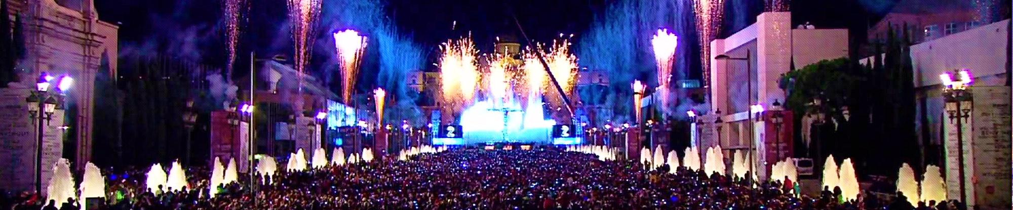 Capodanno giovani Barcellona