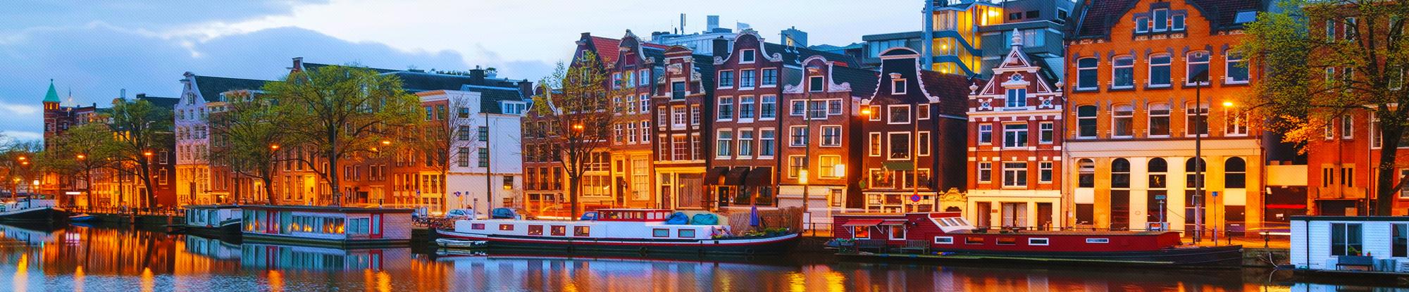 Capodanno giovani Amsterdam
