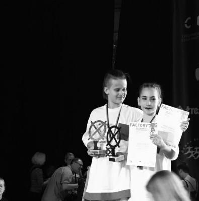 Urban Marolt in Ana Zajc - 2. mesto, hiphop duo mladinci (IDO evropsko prvenstvo 2016)  Pridruži se nam