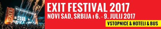 EXIT FESTIVAL 2017 - SUPRA TRAVEL