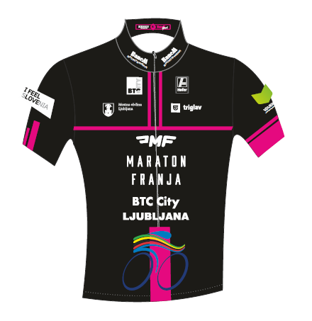 Marathon Franja Official Cycling Suit