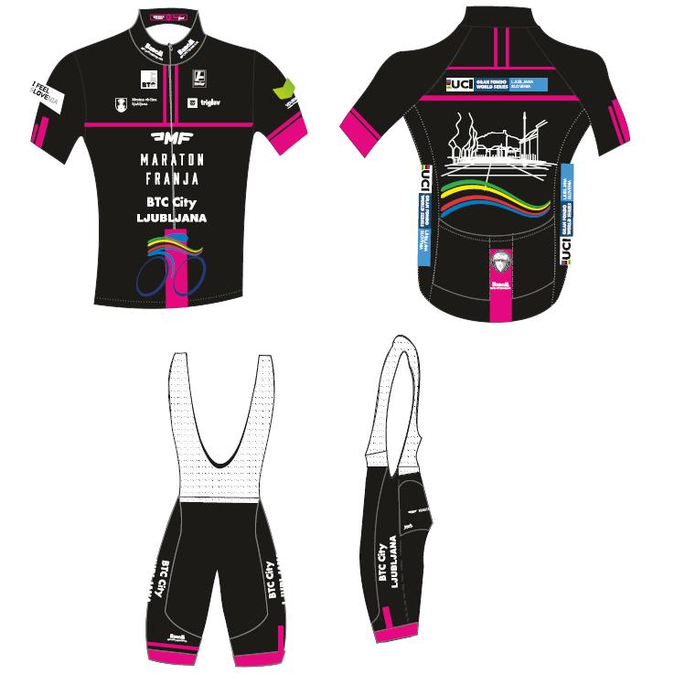 Official Maratona Franja BTC City Suit