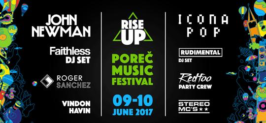 RISE UP FESTIVAL 2017