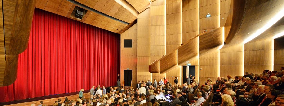 Gledališke zavese